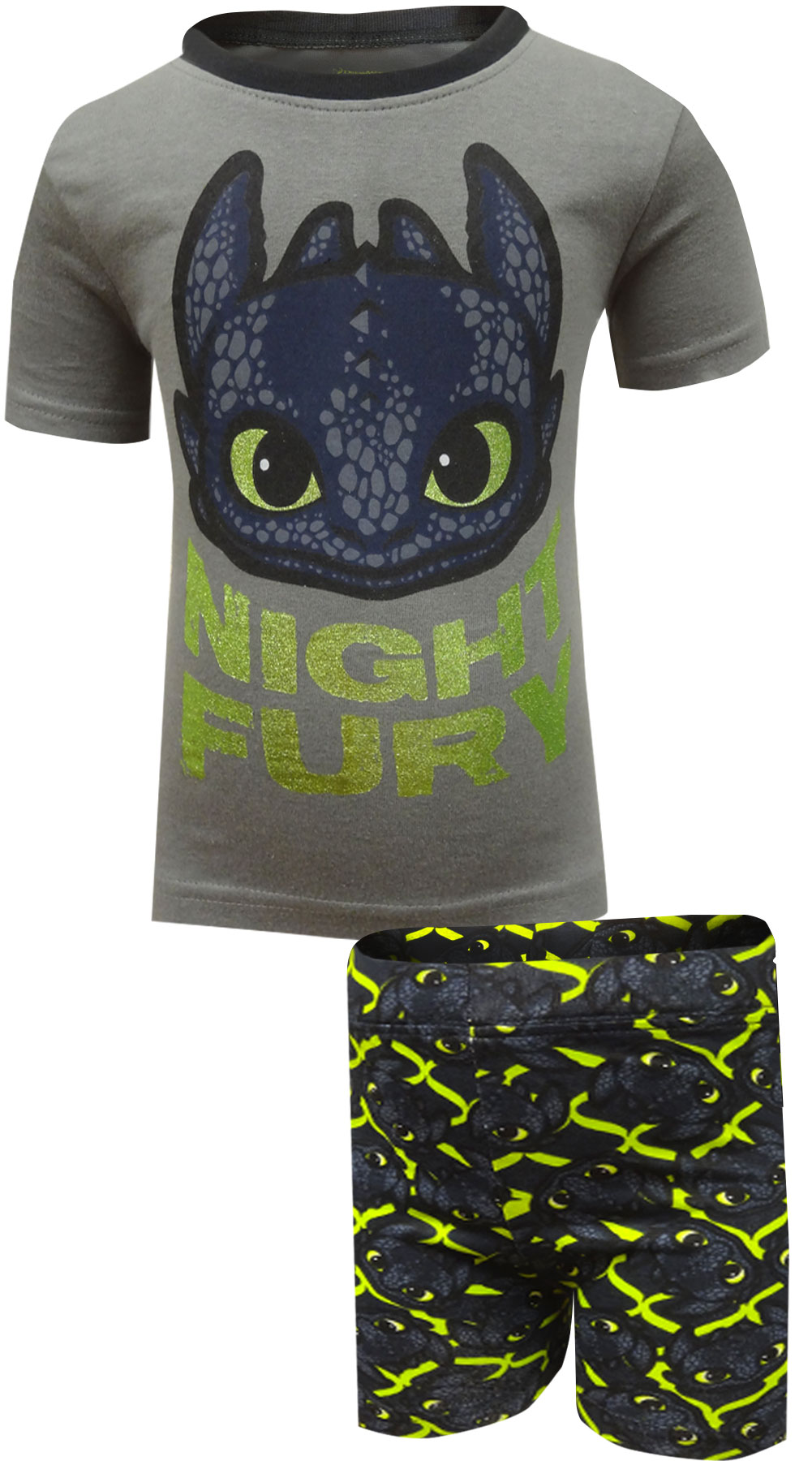 Image of How To Train Your Dragon 2 Cotton Pajama for boys