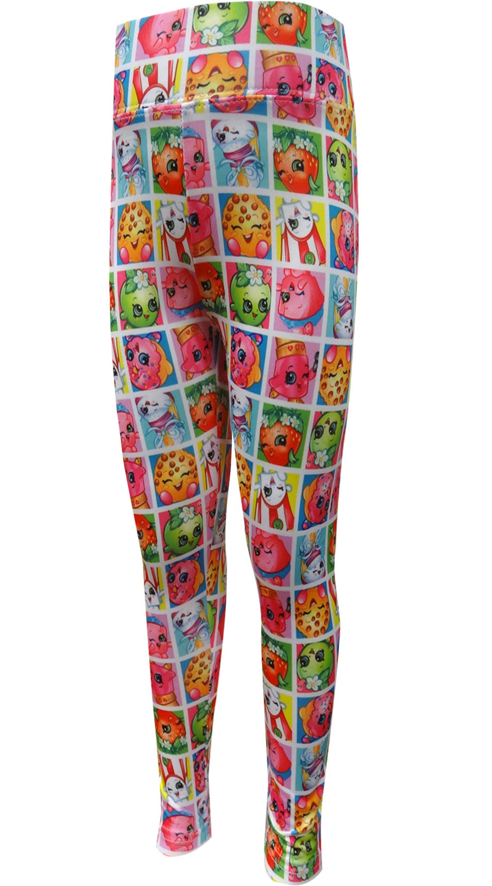 Image of Shopkins Characters Leggings for girls