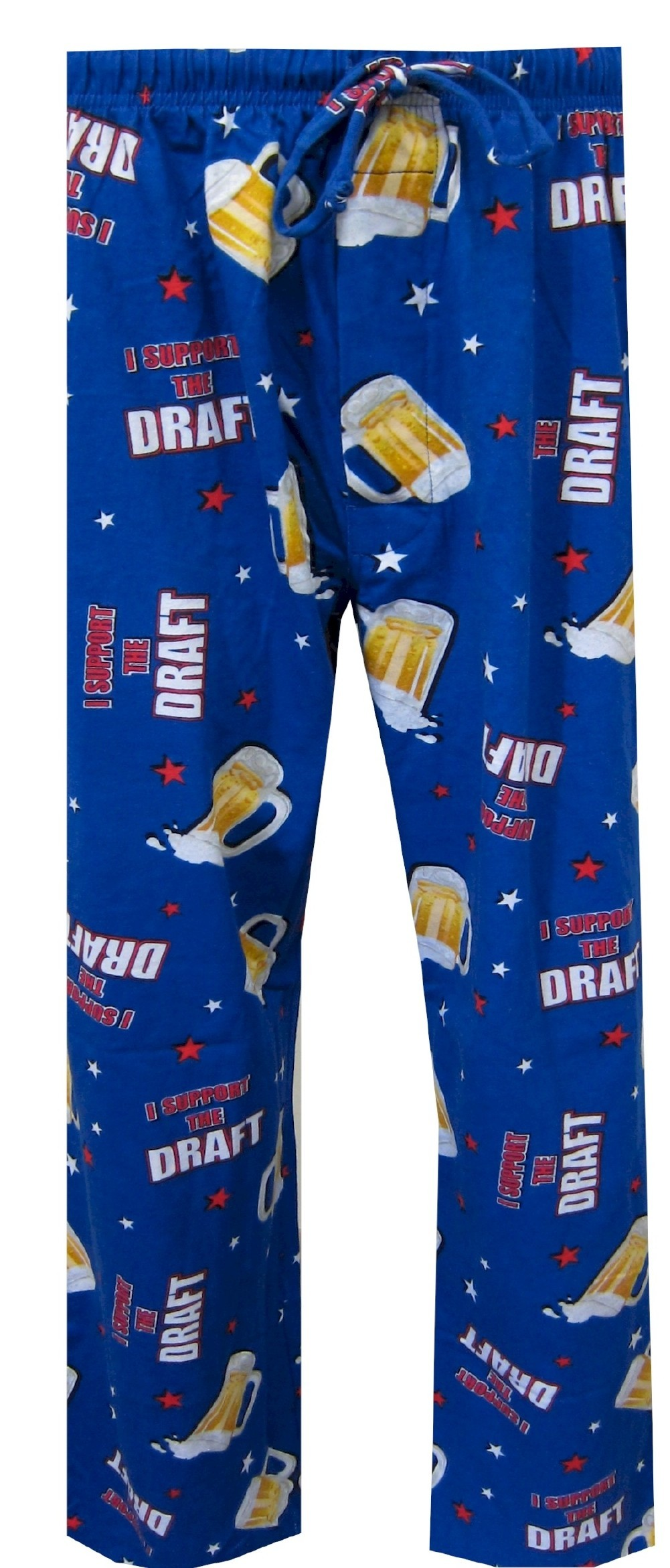 I Support the Draft (Beer) Lounge Pants for men