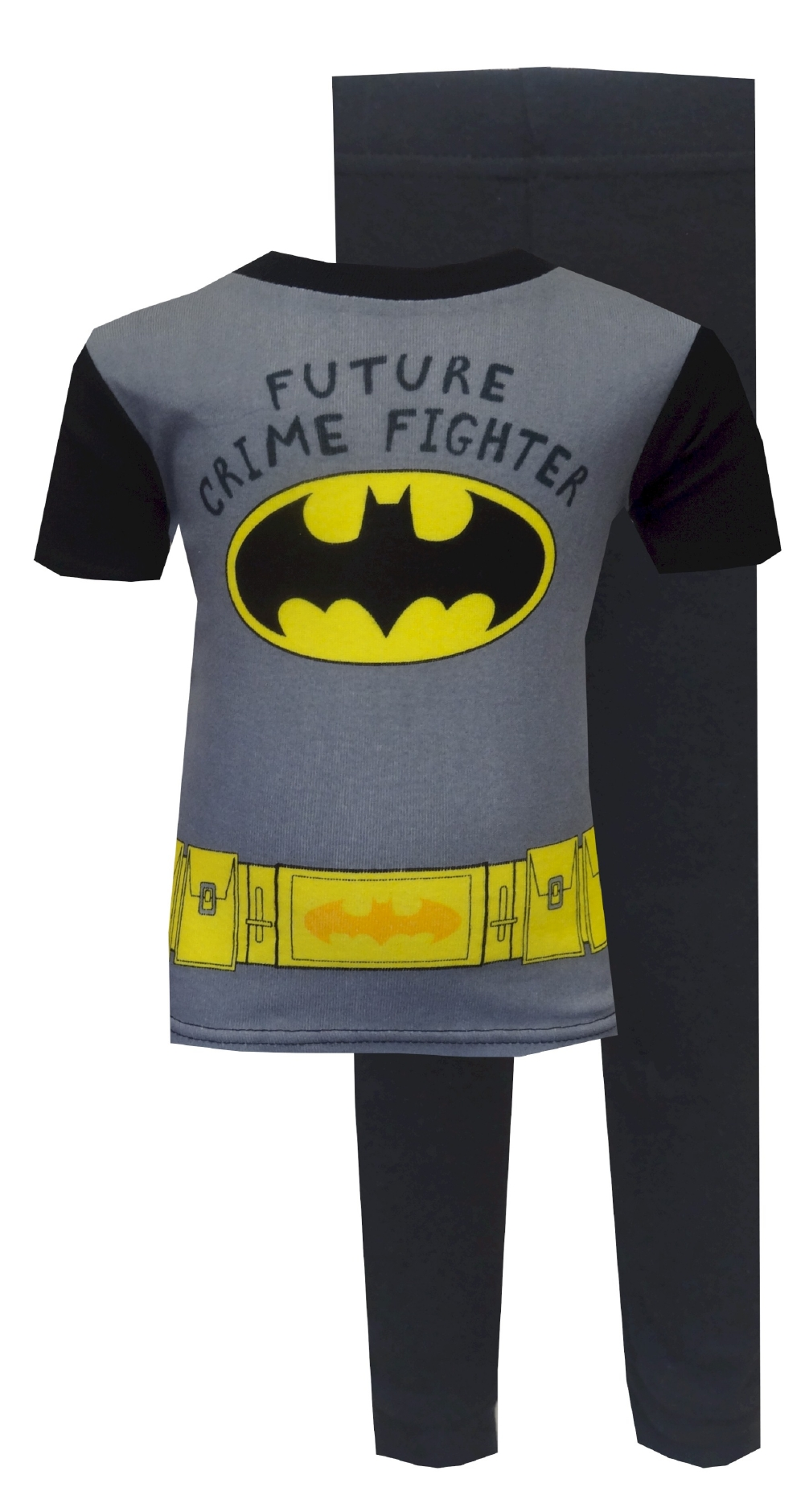 Image of DC Comics Batman Future Crime Fighter Toddler PJ for boys