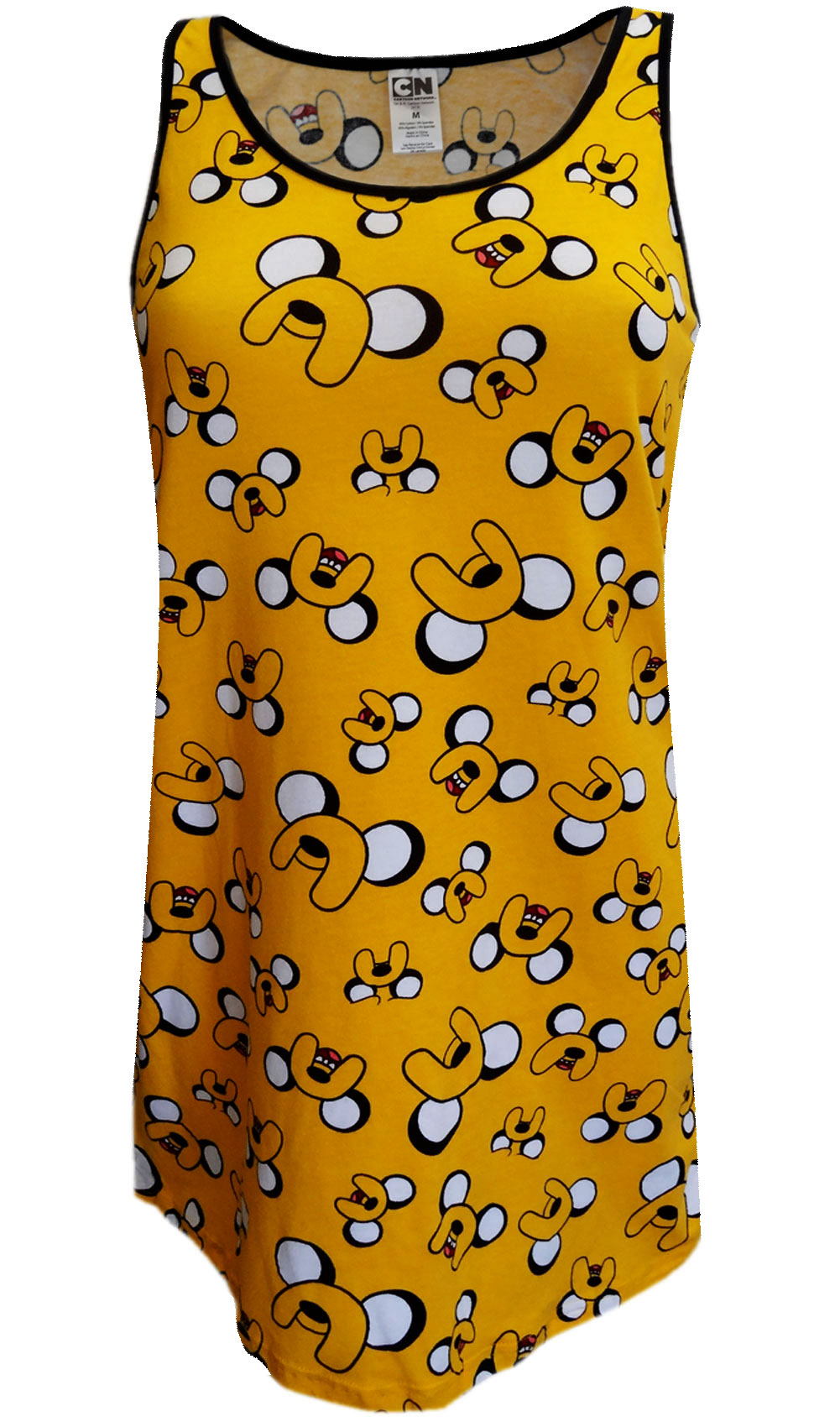 Adventure Time Jake the Dog Nightgown for women