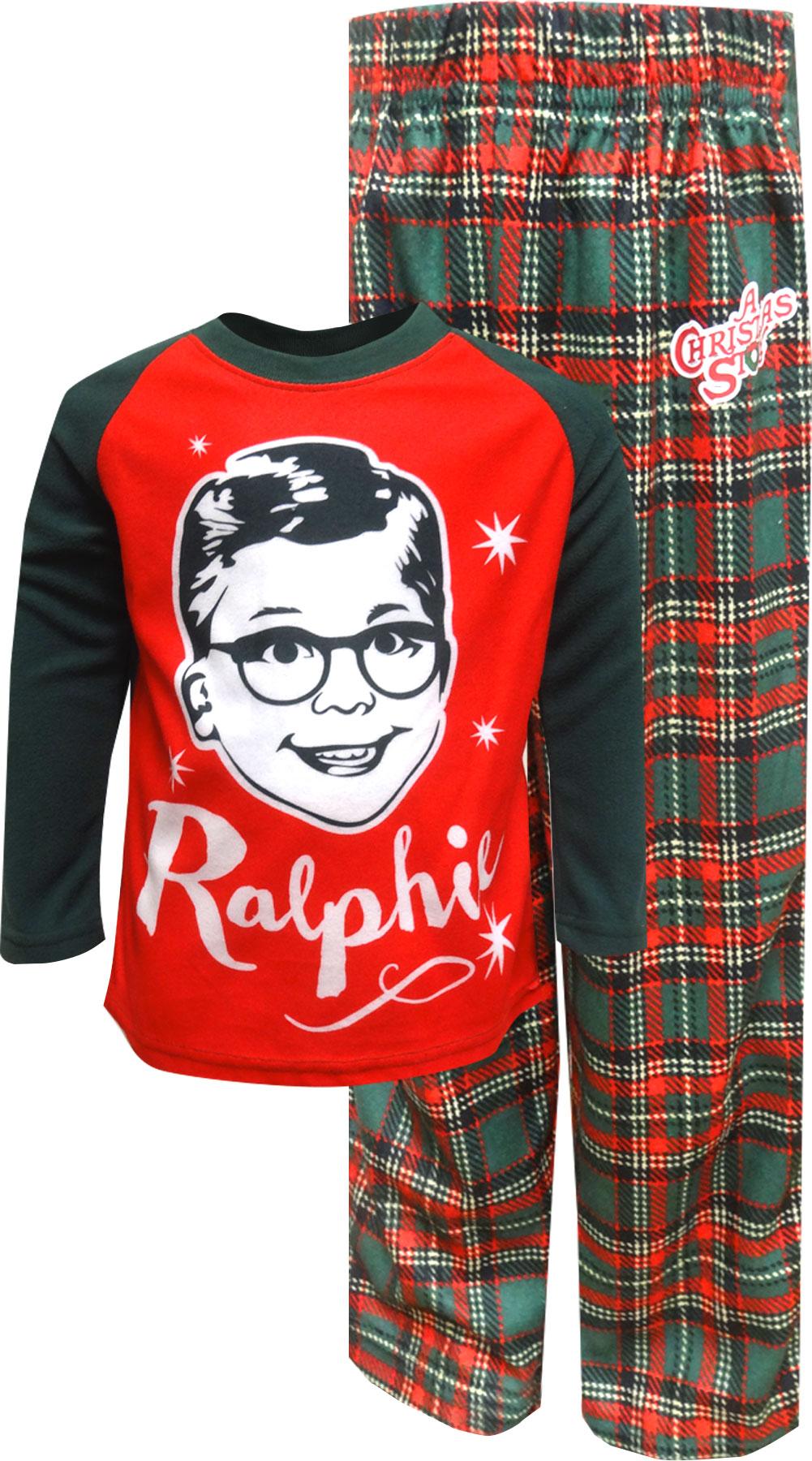 a christmas story pajamas walmart