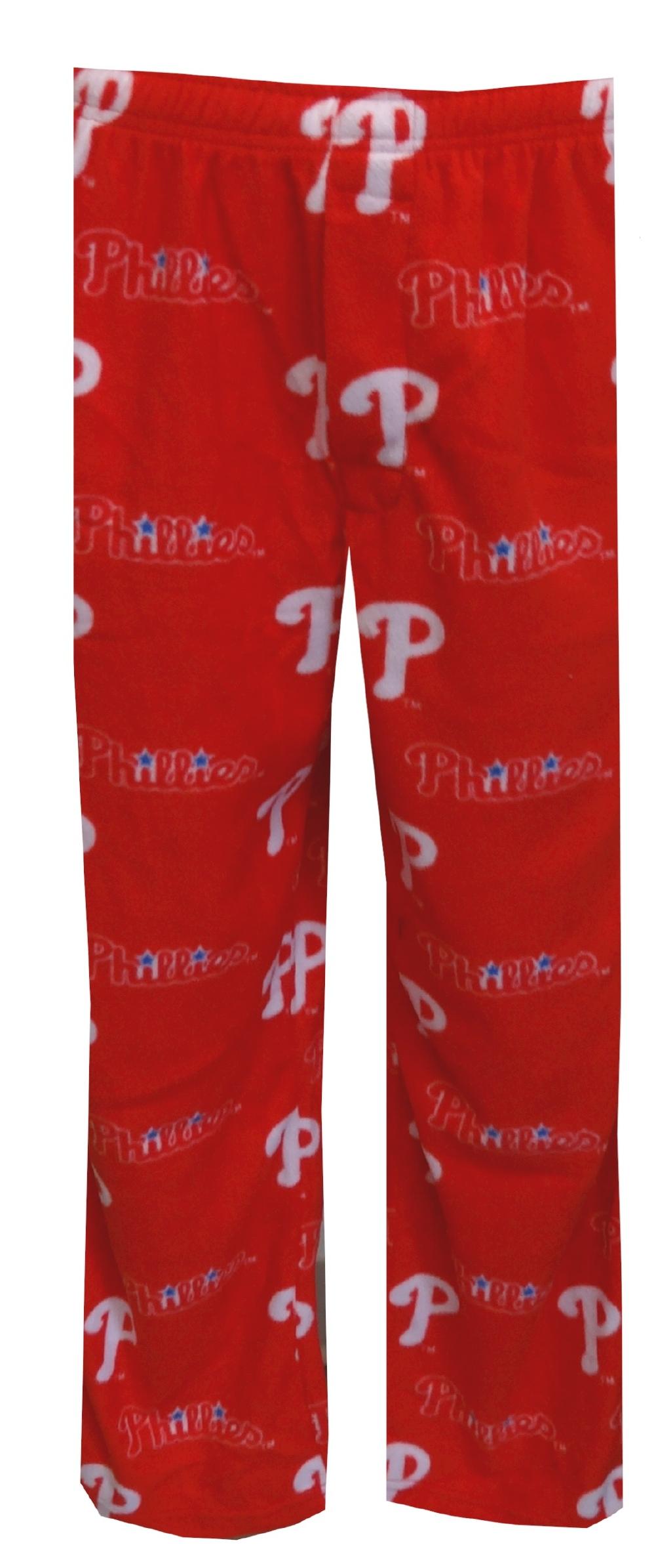 Philadelphia Phillies Logo Guys Fleece Lounge Pants for men