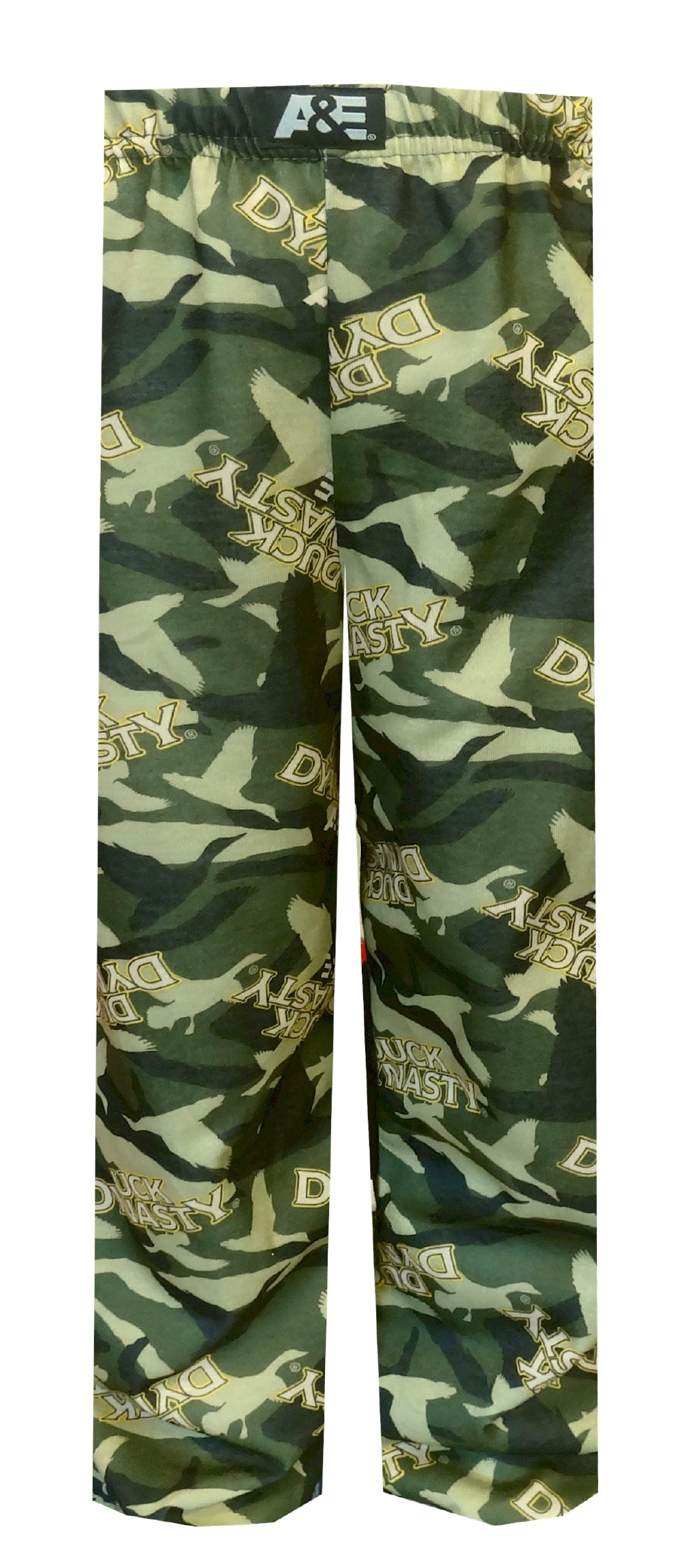 Image of Duck Dynasty Camo Boys Lounge Pants for boys