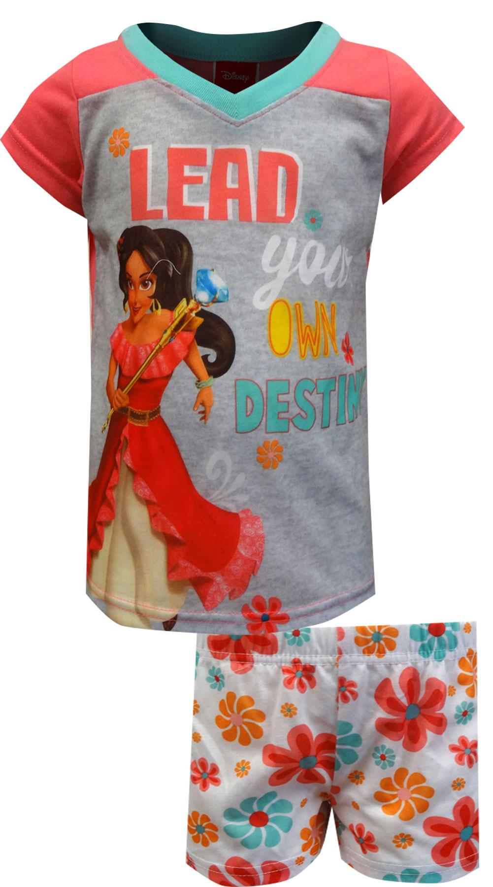 Image of Disney Elena Of Avalor Shortie Pajama for girls