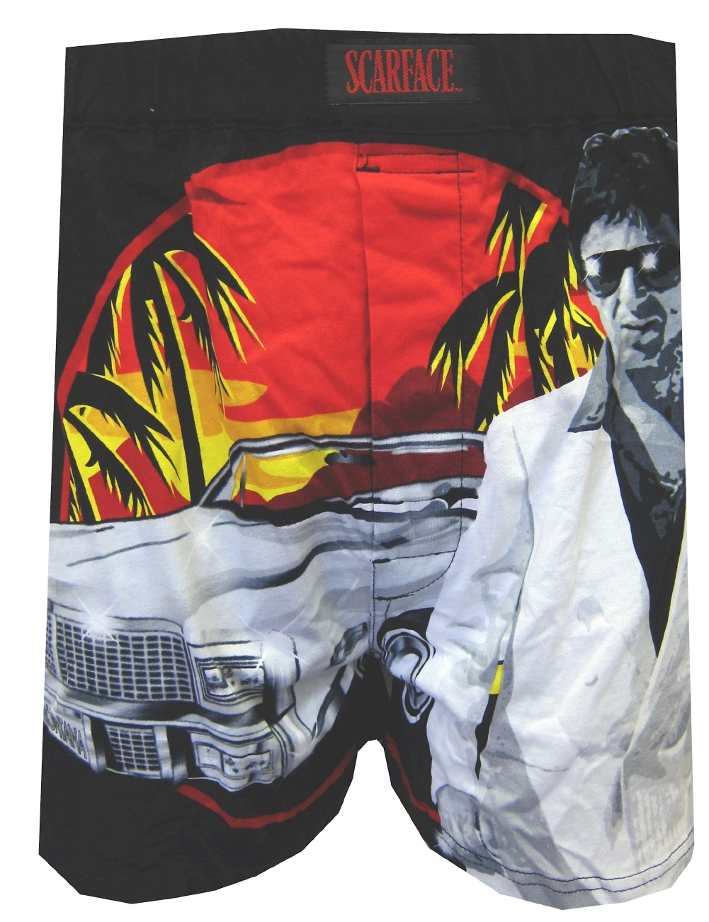 Scarface the Movie Pimp My Ride Boxers for men