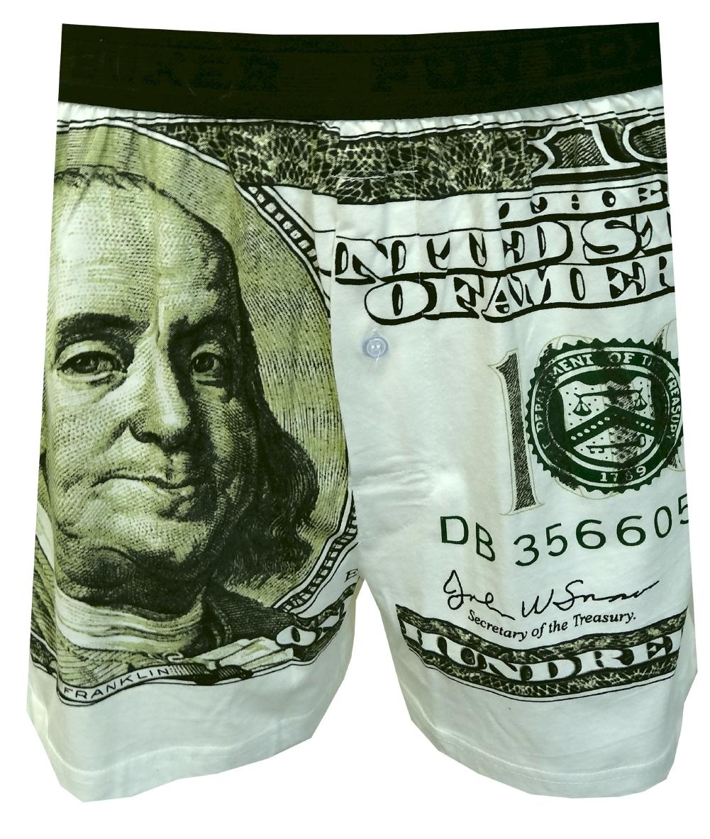 Small $100 Benjamin Boxer