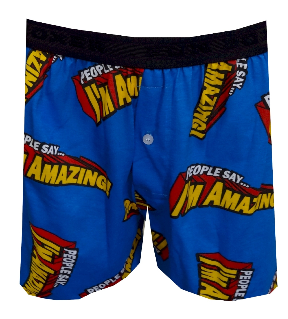 People Say I'm Amazing Boxer Shorts for men