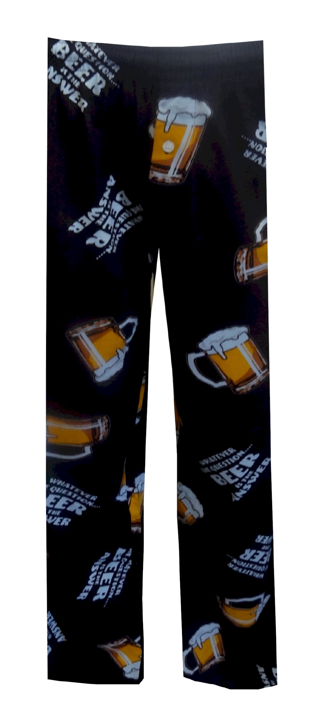 Whatever The Question Beer Is The Answer Lounge Pants for men