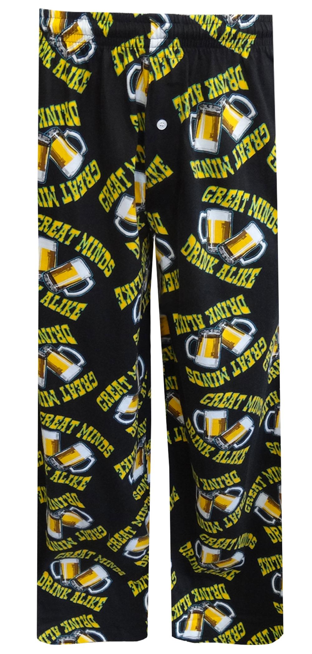 Great Minds Drink Alike Lounge Pants for men