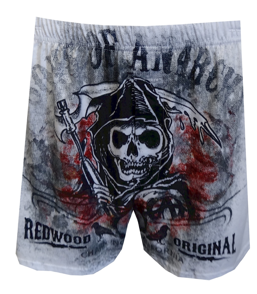 Sons Of Anarchy SAMCRO Boxers for men