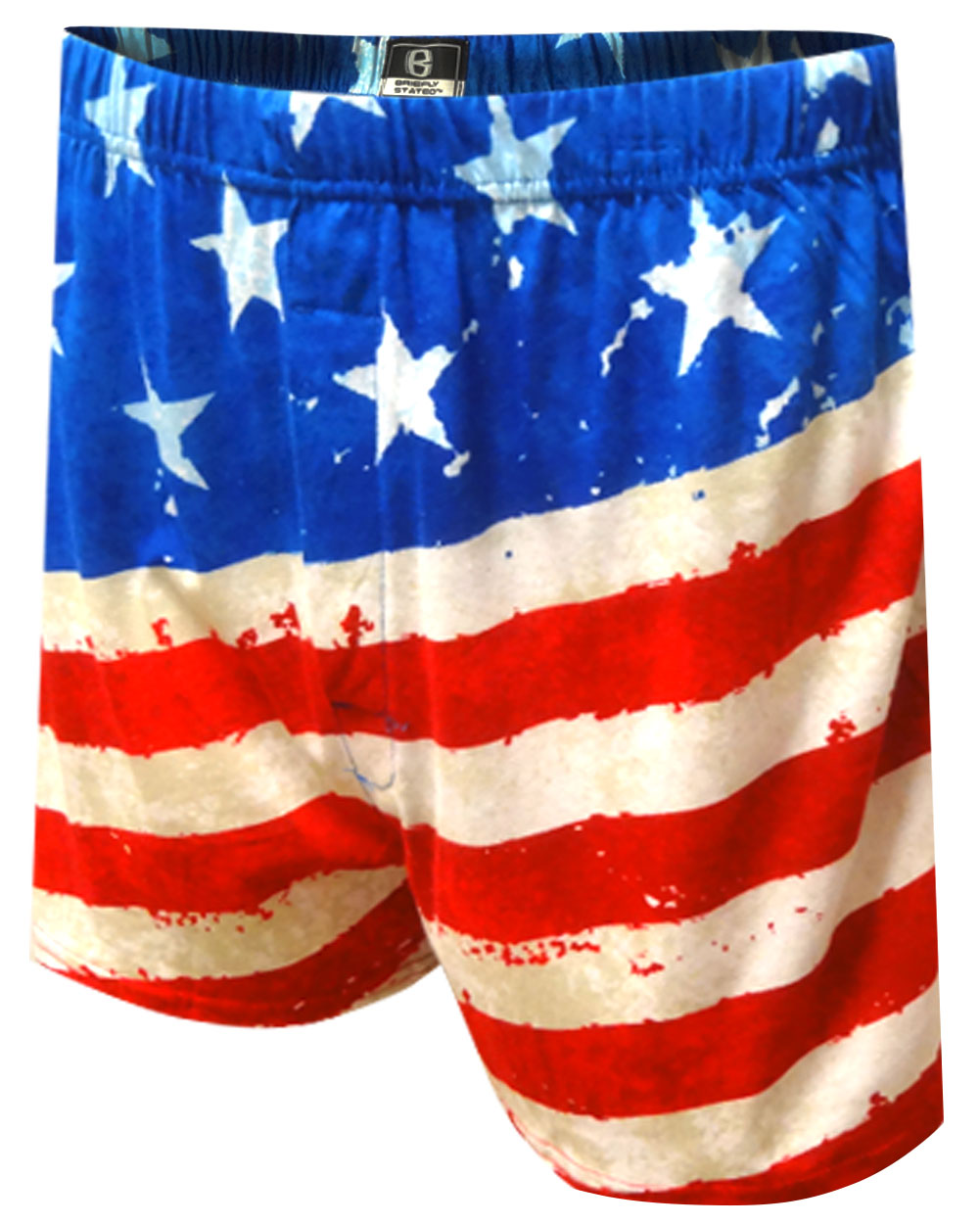 Image of American Flag Fly The Flag Boxer Shorts for men