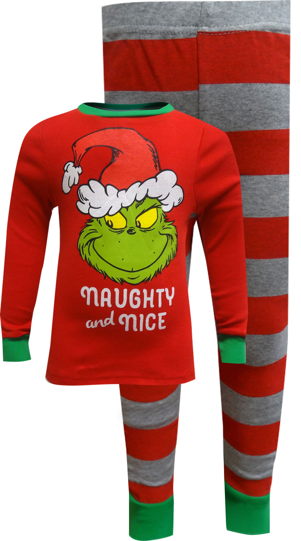 Image of Dr. Seuss The Grinch Girls Pajamas for girls