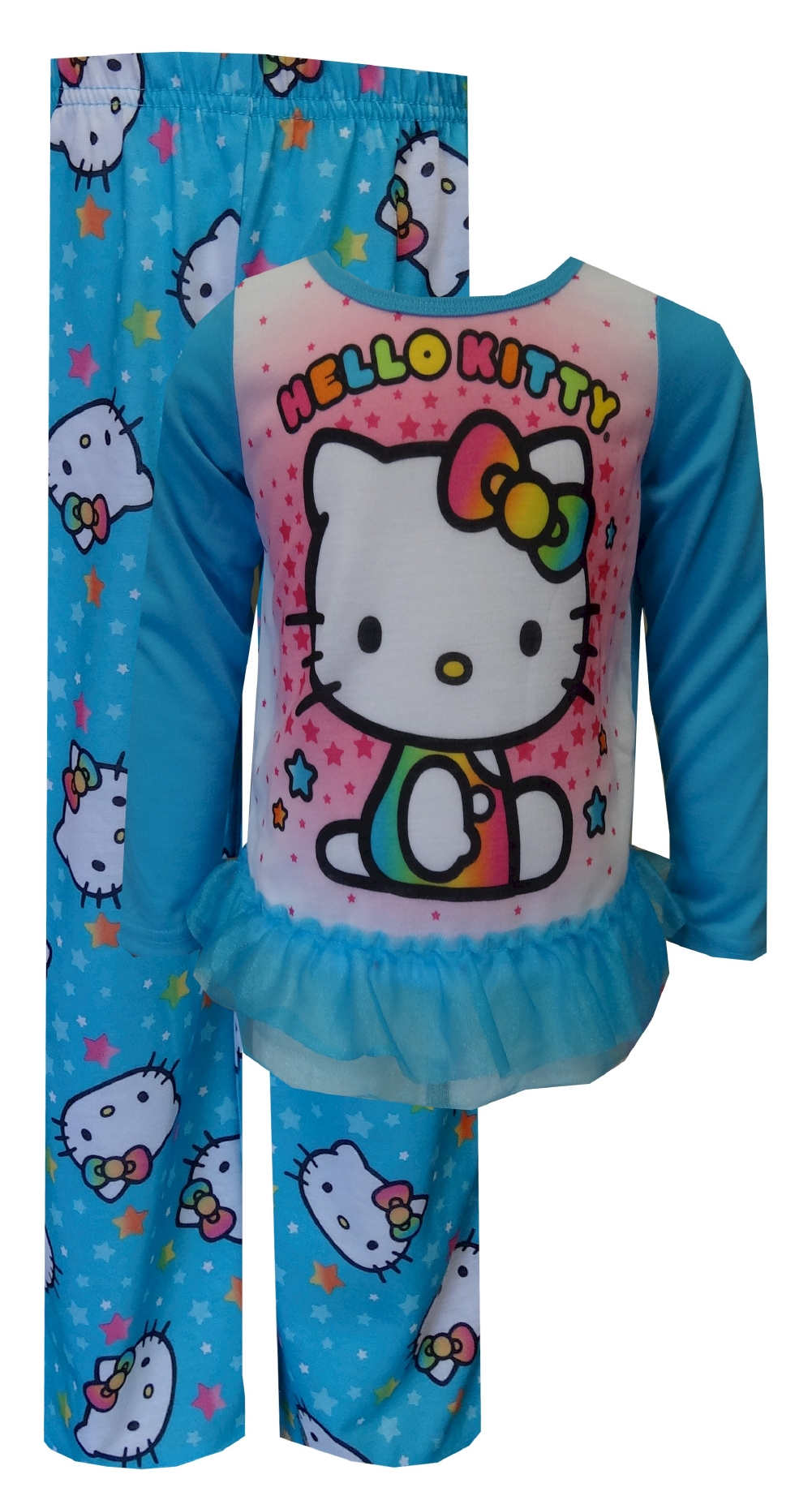 Hello Kitty She's A Star Toddler Pajamas for girls