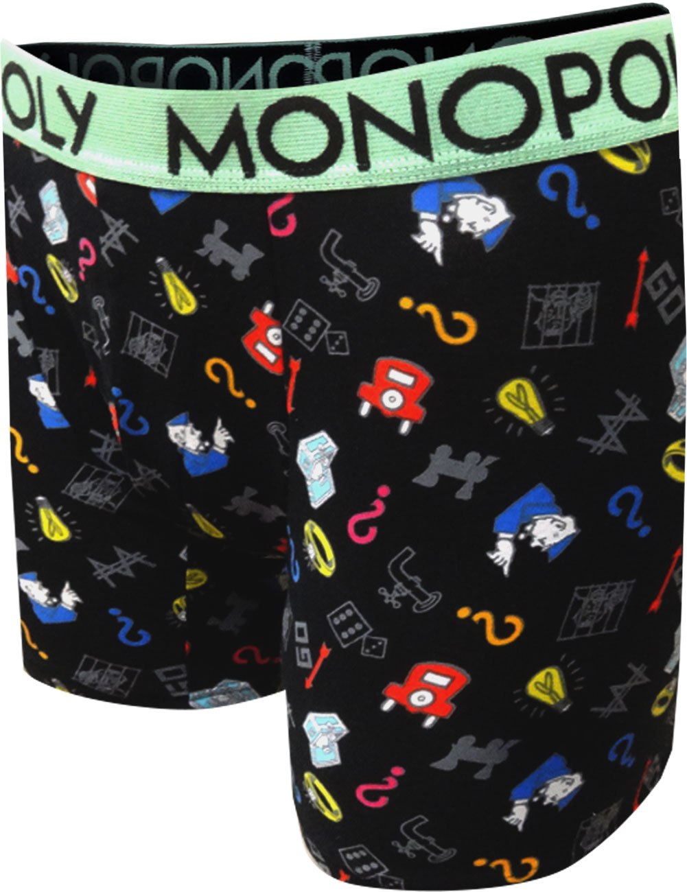 Image of Monopoly Classic Icons Boxer Briefs for men