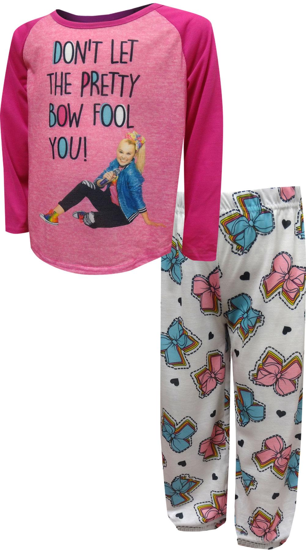 Webundies Com Jojo Siwa Don T Let The Pretty Bow Fool You Pajama