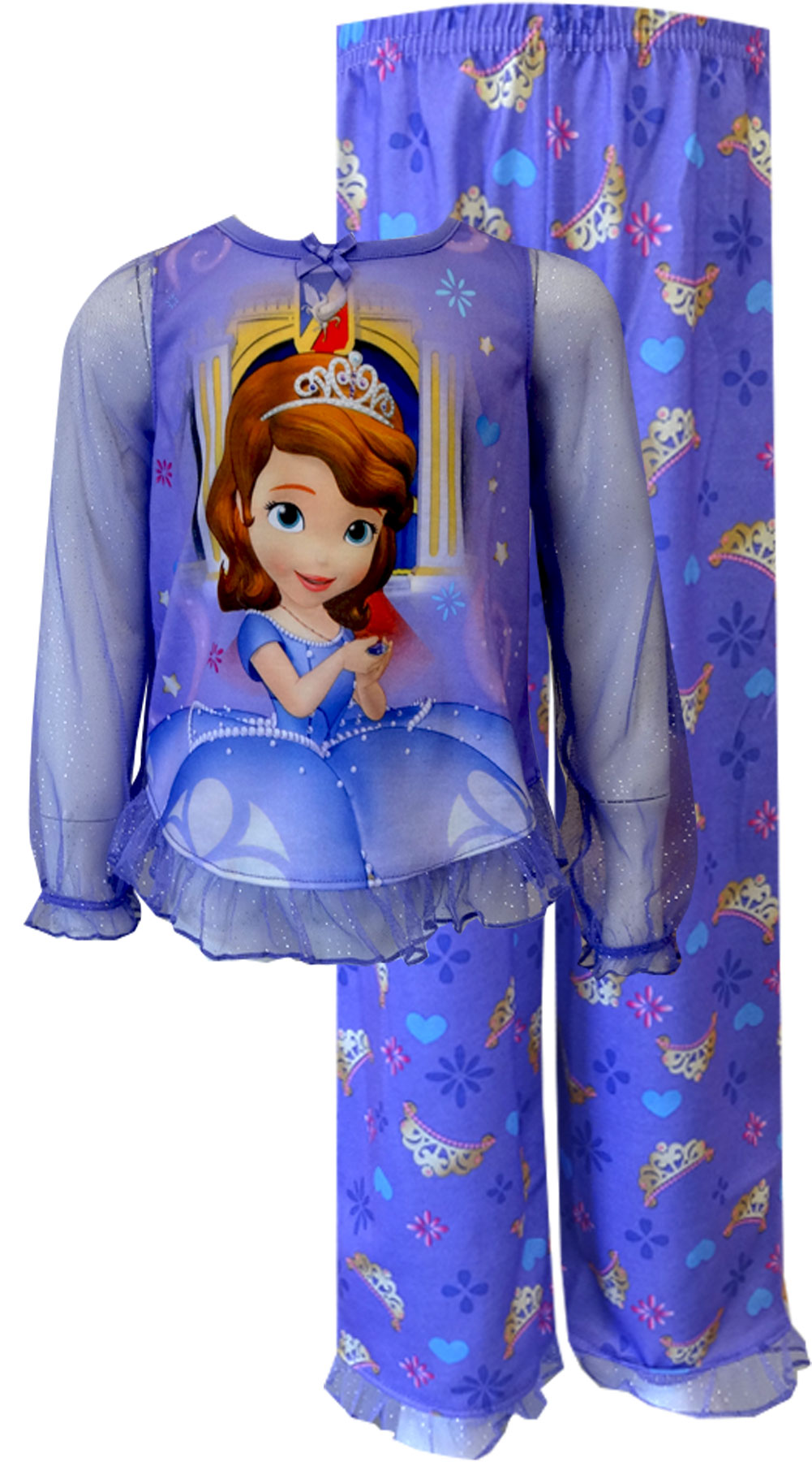 50c21f1d54 Disney Sofia The First Magical Amulet Toddler Pajama for girls - Item ID   K157386PN