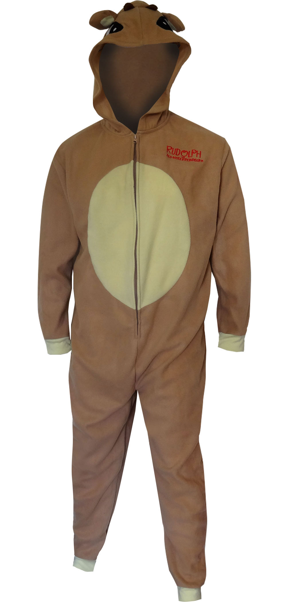 Dress Like Rudolph The Red Nosed Reindeer Pajamas for men