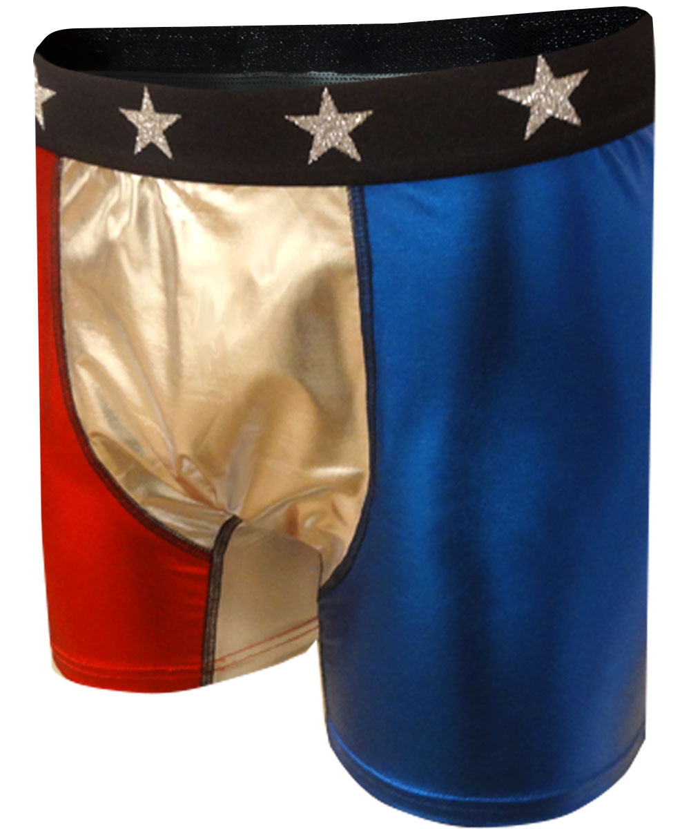 Image of American Pride Boxer Briefs for men