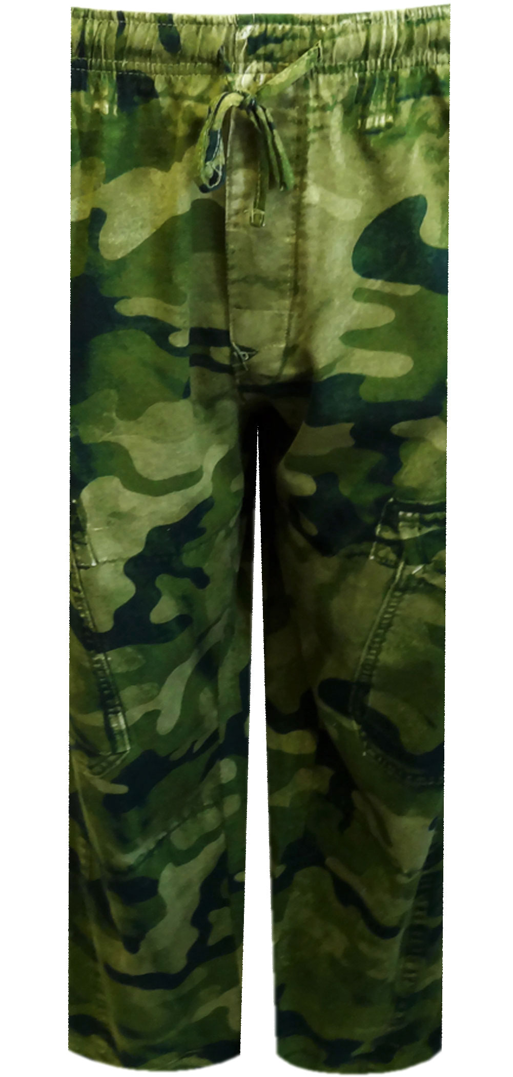 Your Old Worn Out Favorite Green Camo Lounge Pants for men