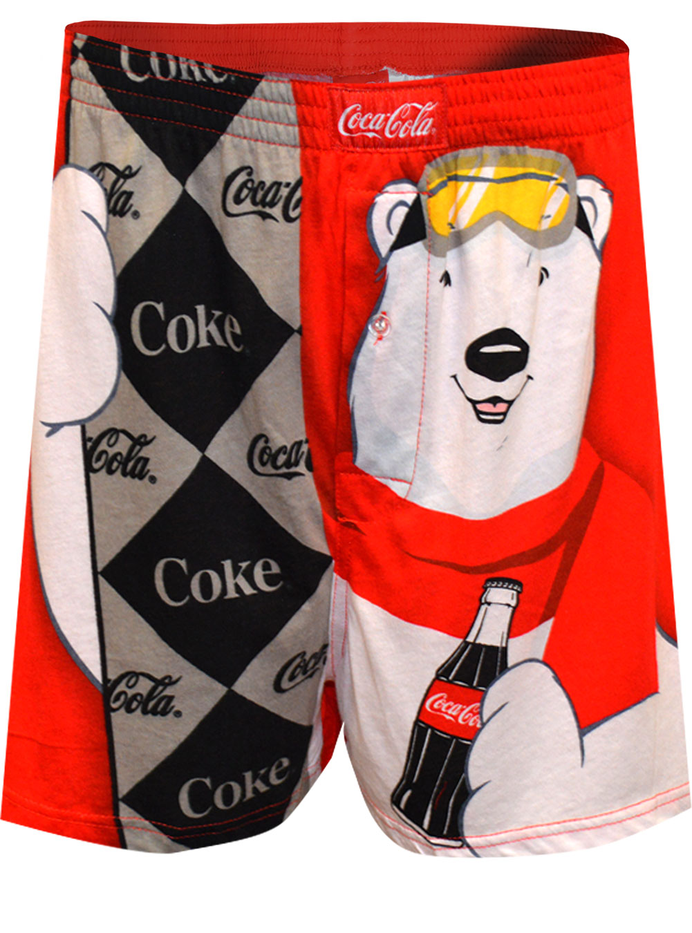 Image of Coca Cola Chill Out Boxer Shorts for men