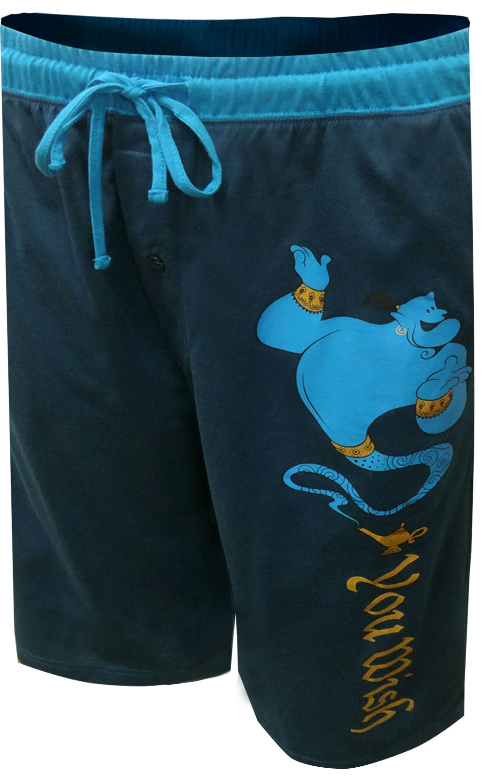 Image of Disney's Aladdin Genie Lounge Shorts for men