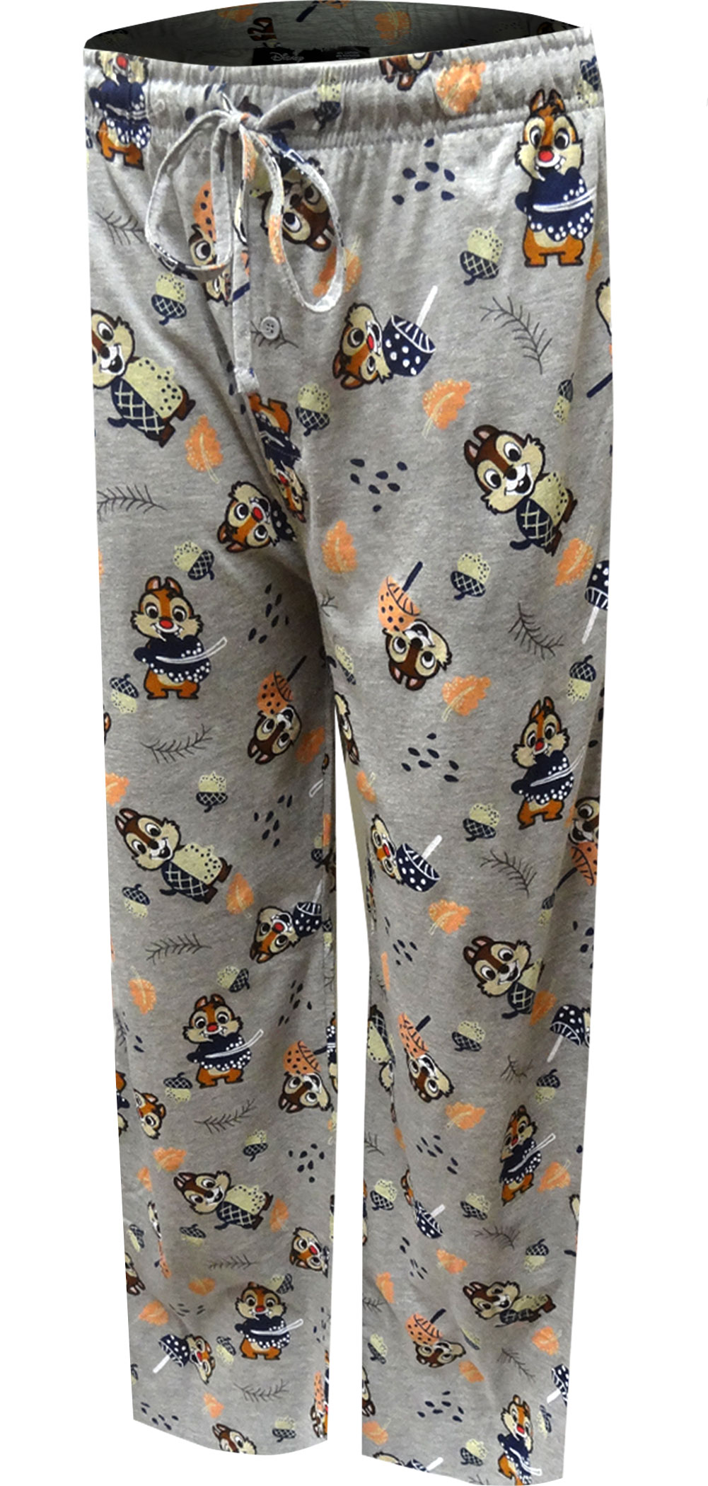 Image of Disney's Chip And Dale Fun In The Forest Loungepant for men