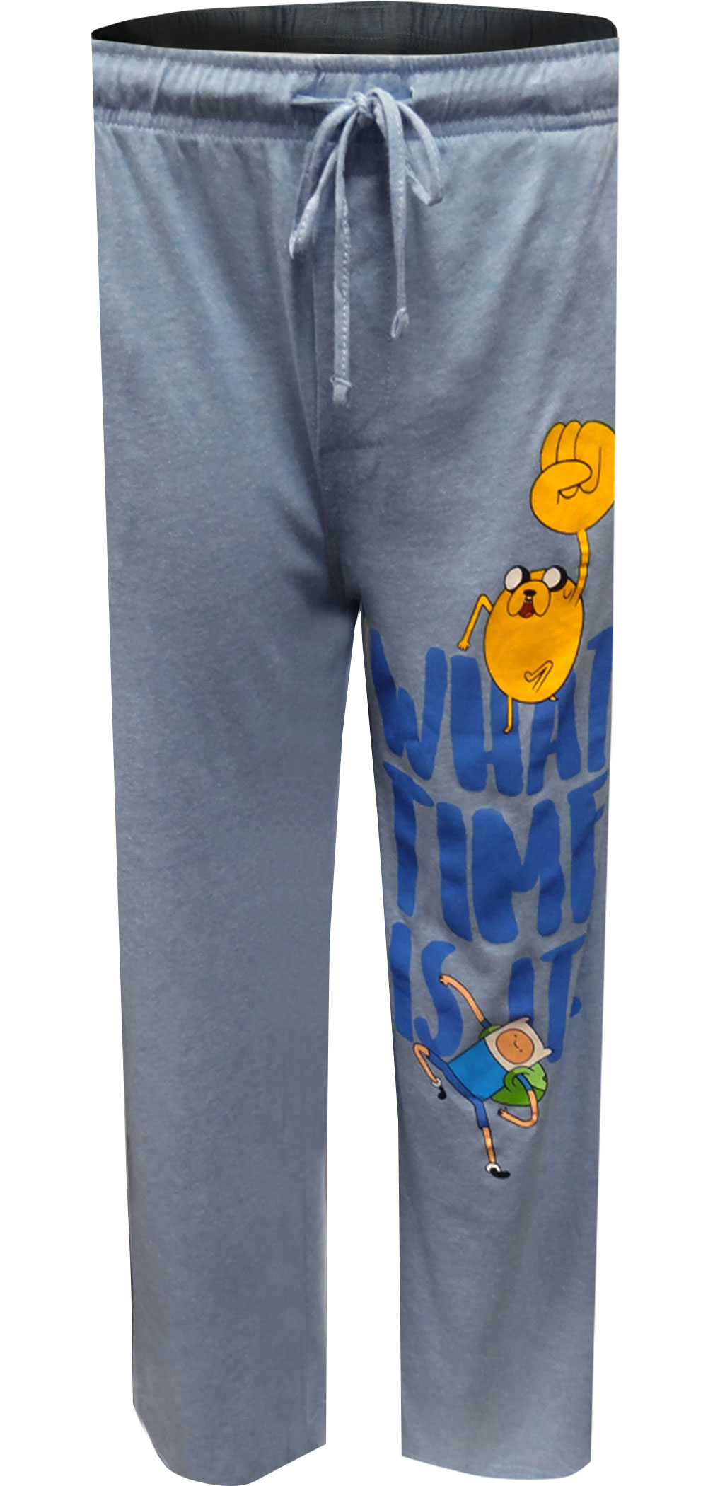 Image of Adventure Time Jake and Finn Lounge Pants for men