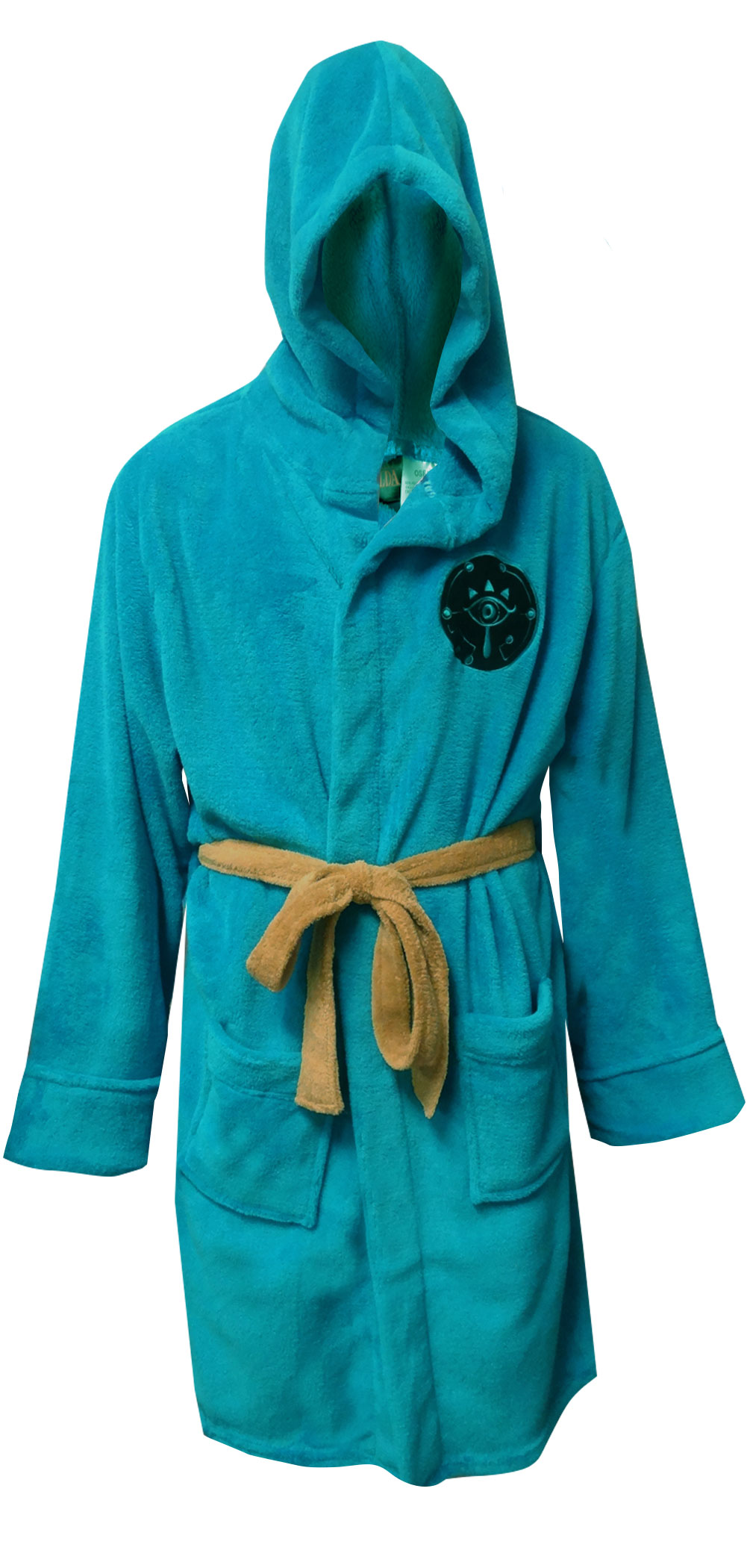 Image of The Legend of Zelda Breath Of The Wild Dress Like Link Robe for men