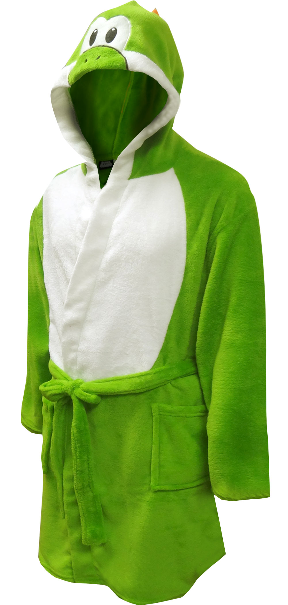 Image of Nintendo Super Mario Yoshi Plush Adult Robe for men