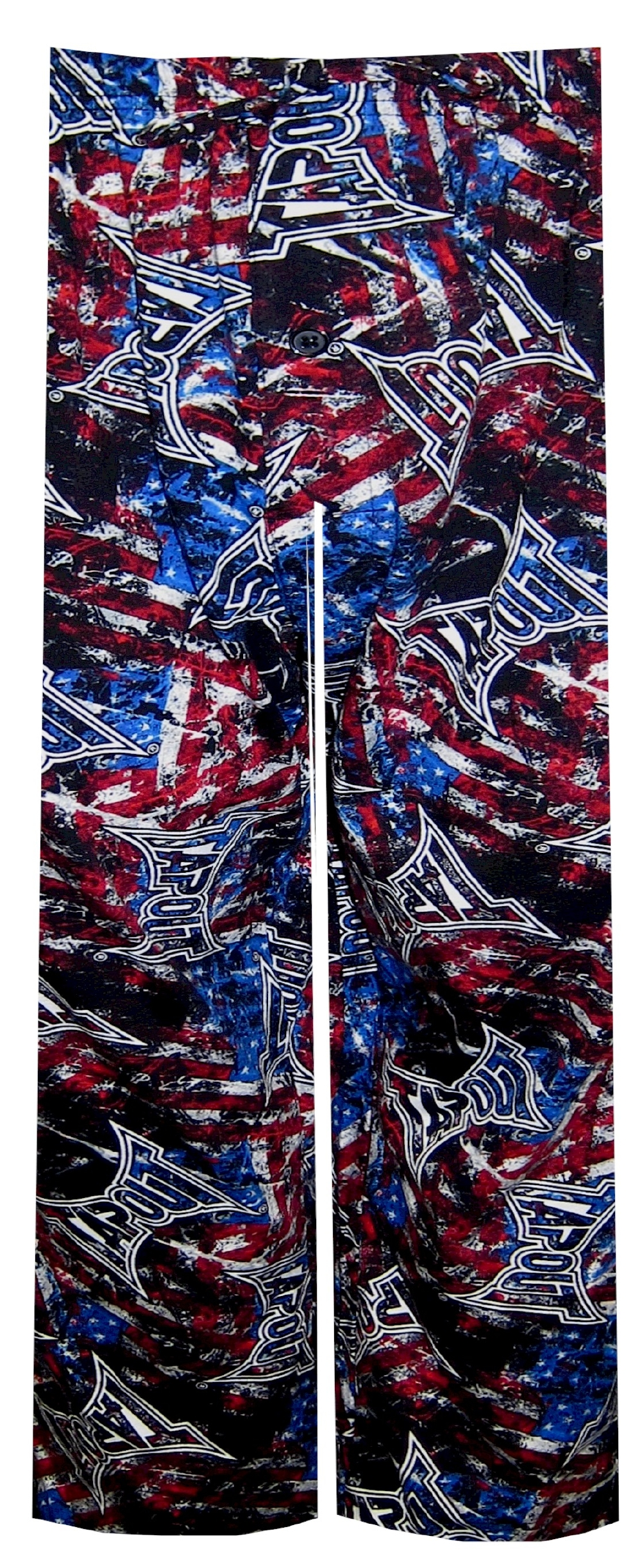 Tapout Trademark Logo Patriotic Lounge Pant for men