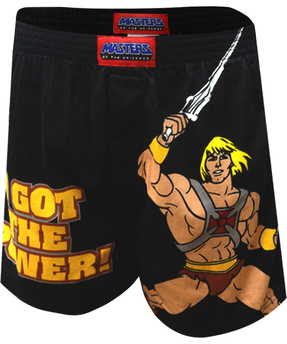 Masters of the Universe - Got Power Boxers for men