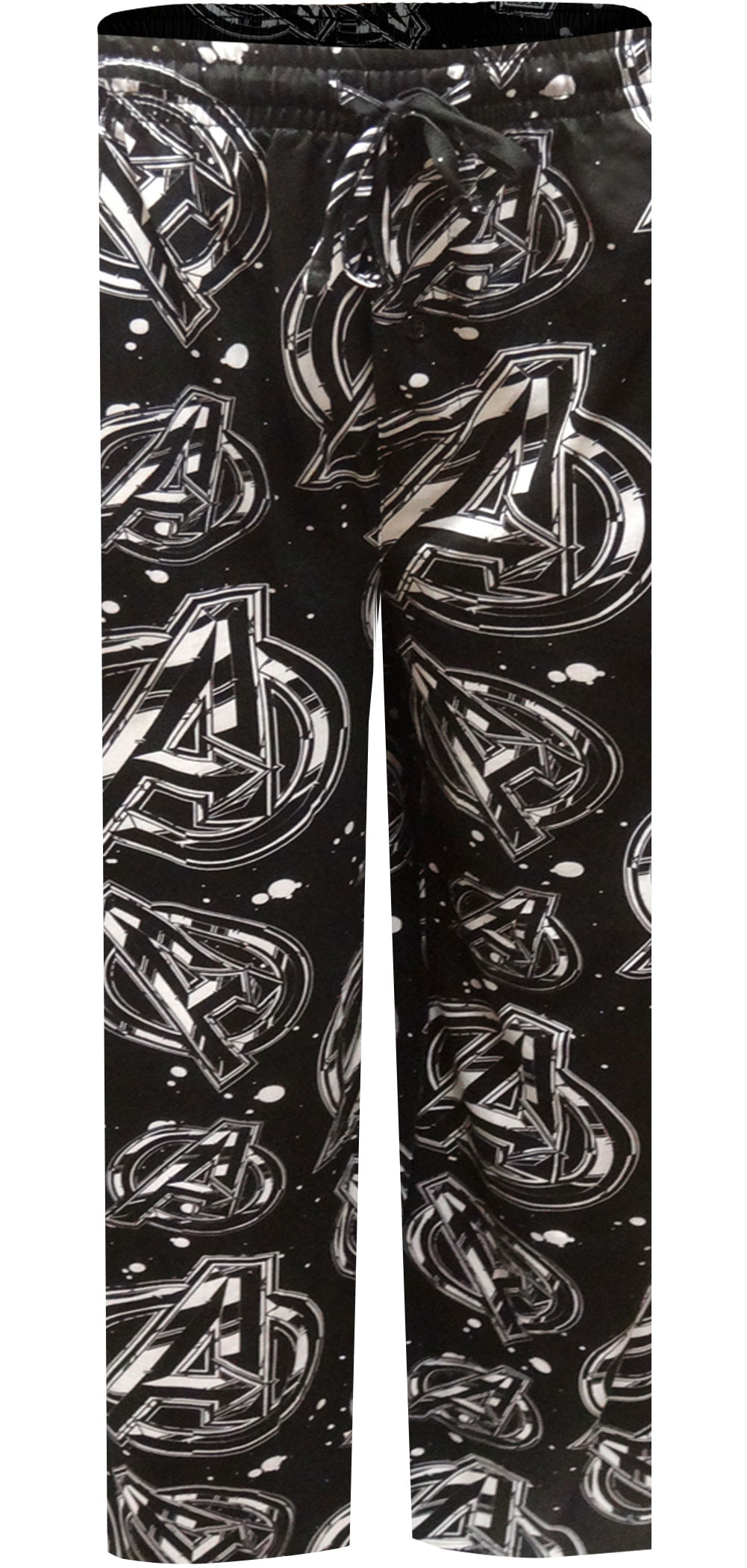 Image of Avengers Infinity Wars Logo Performance Fabric Lounge Pants for men