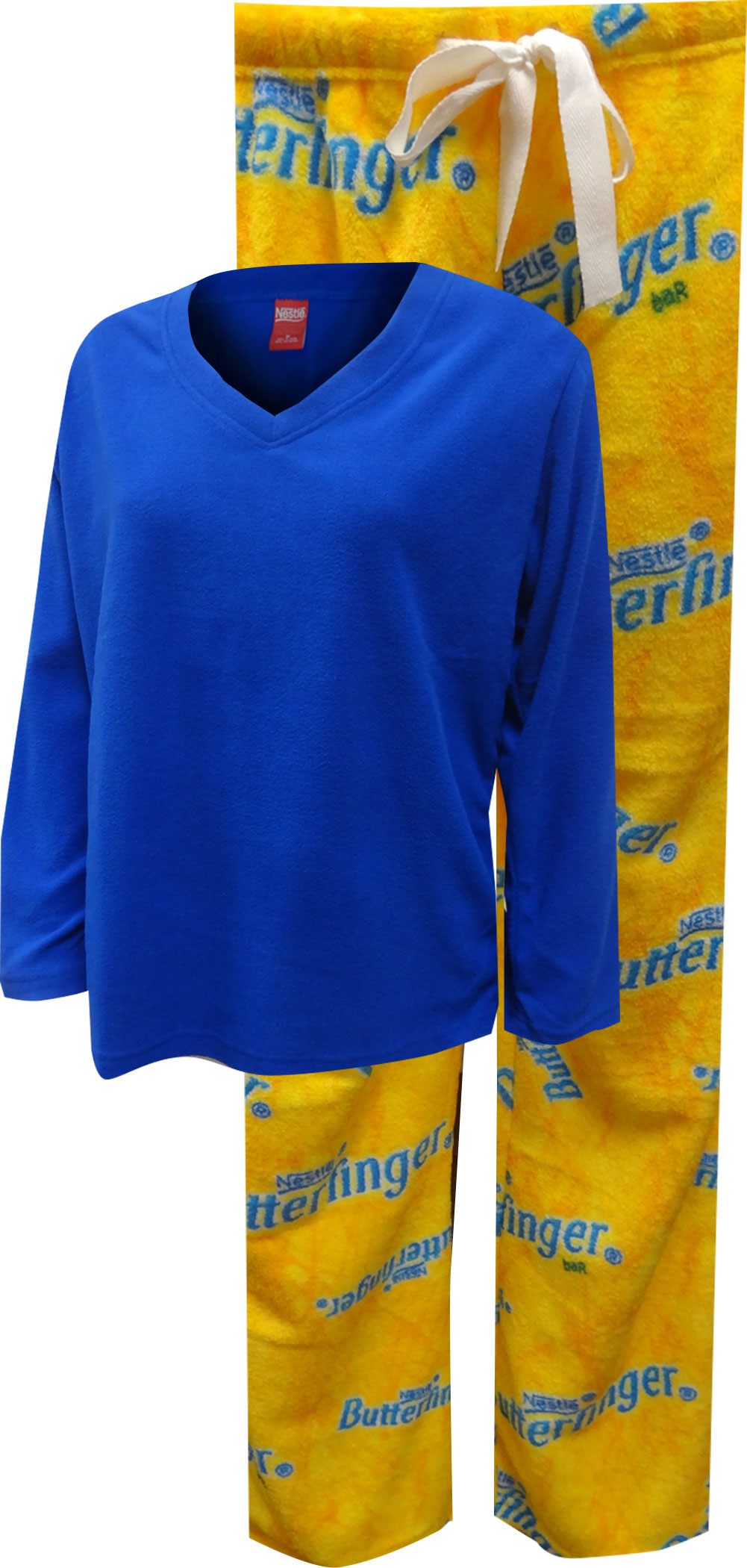 NESTLE Butterfinger Candy Pajamas 77d75ef19