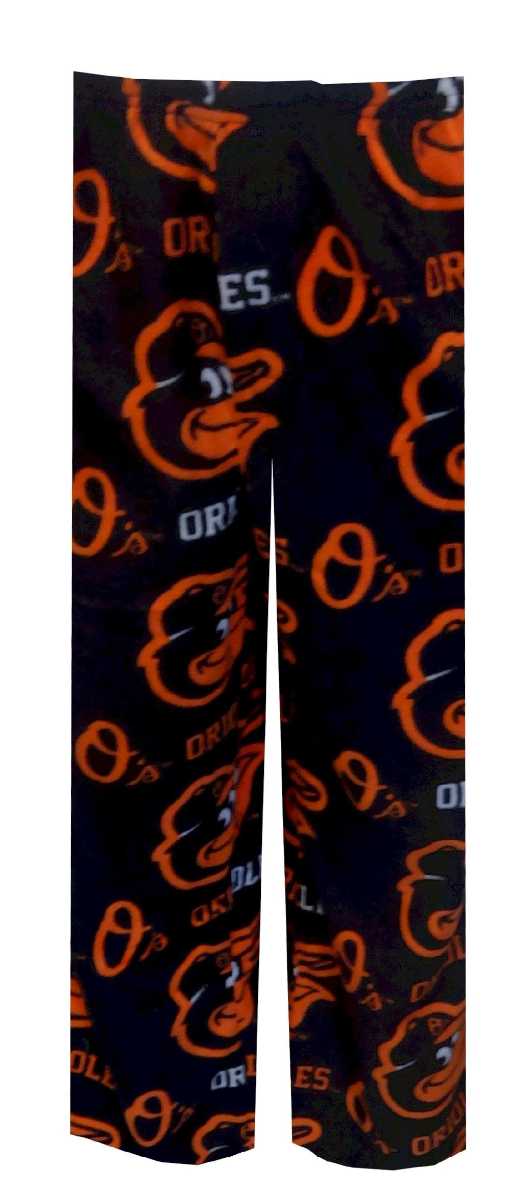 Baltimore Orioles Guys Super Soft Fleece Lounge Pants for men