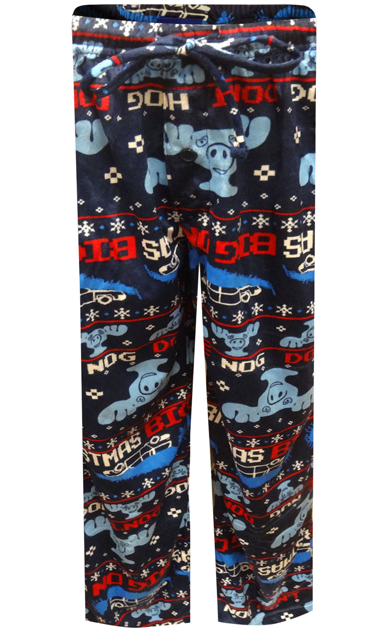 Image of Christmas Vacation Griswold Family Christmas Fair Isle Lounge Pants for men
