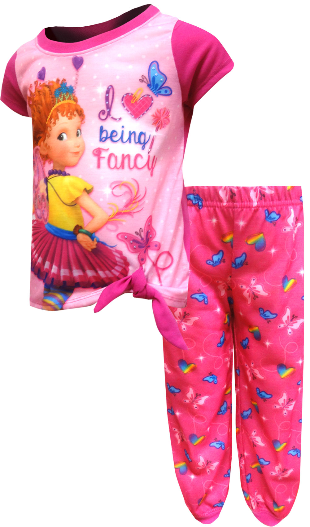 Image of Fancy Nancy I Love Being Fancy Pajamas for girls