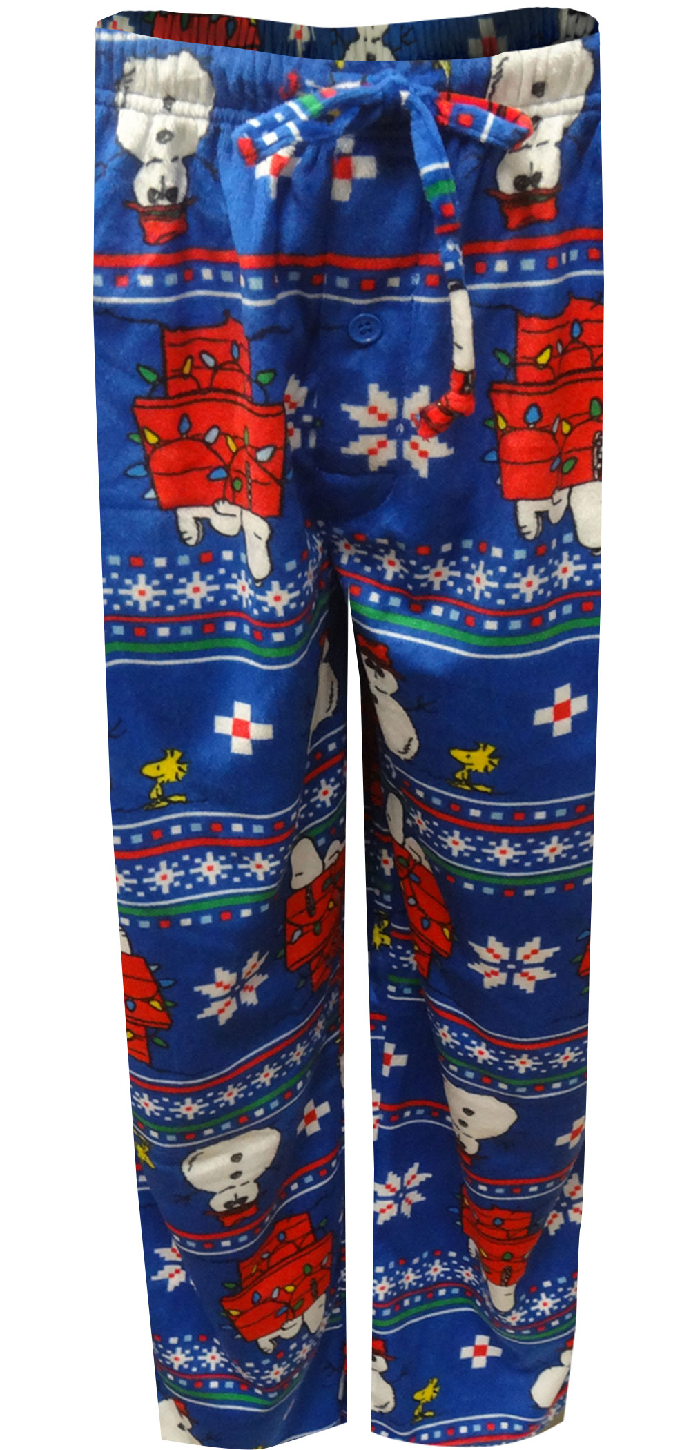 Image of Peanuts Charlie Brown Christmas Snoopy Loungepant for men