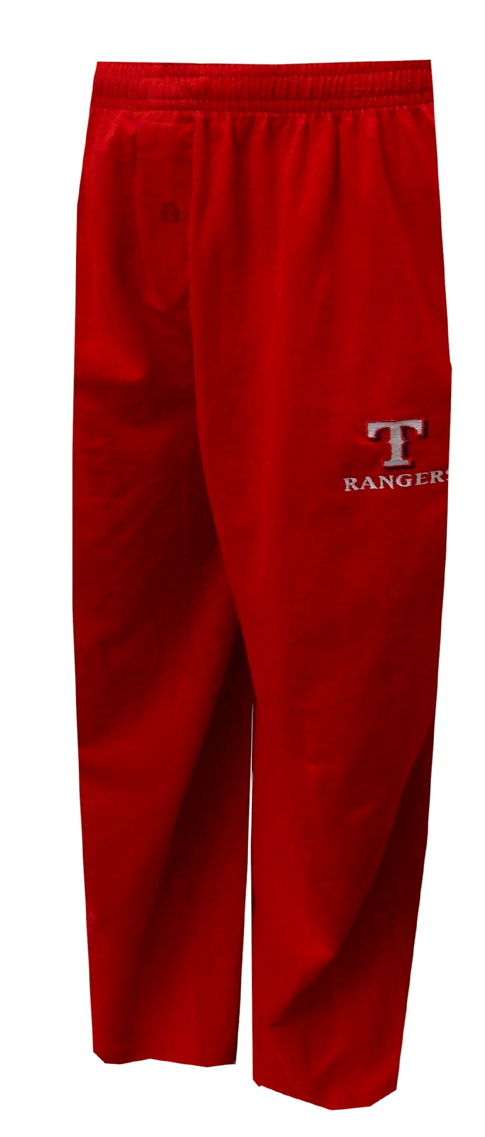 MLB Texas Rangers Cotton Knit Embroidered Logo Lounge Pants for men