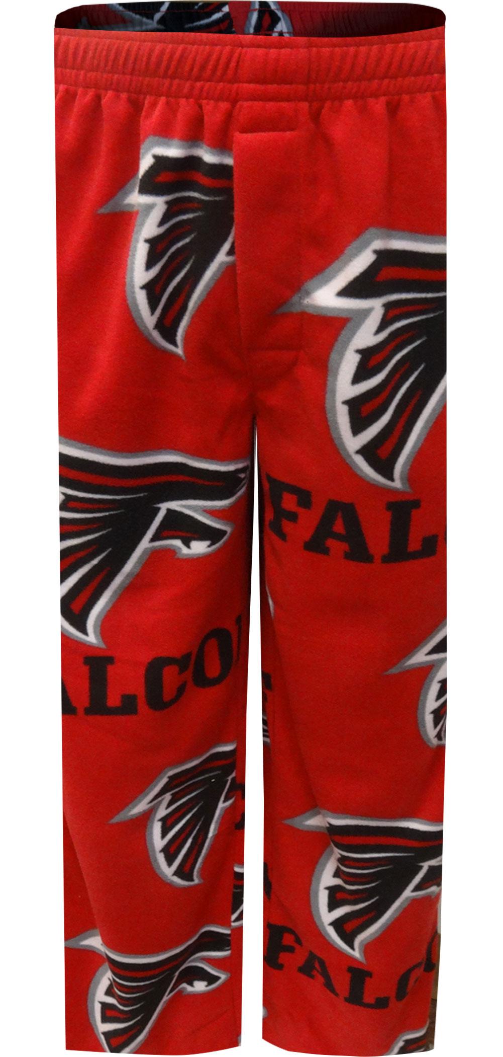 Image of Atlanta Falcons Guys Fleece Lounge Pants for men