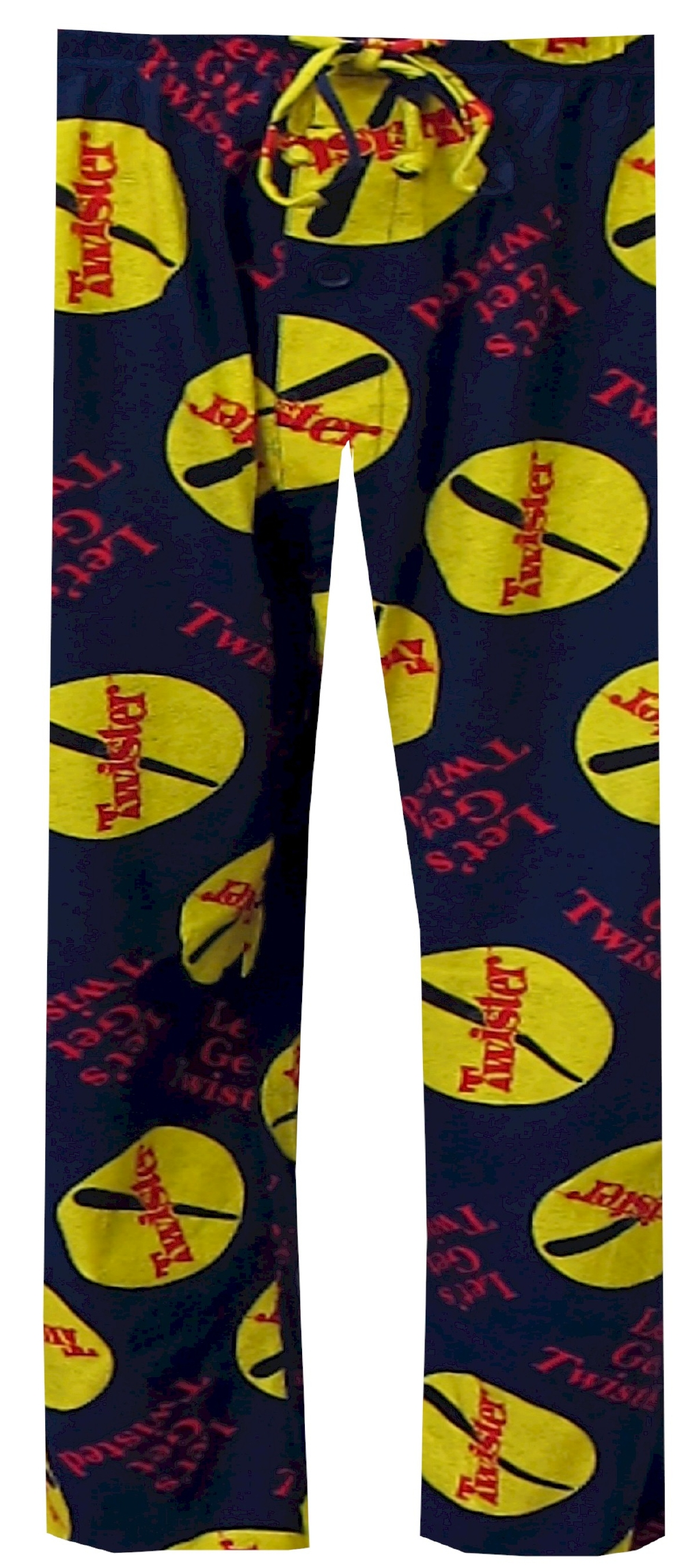 Hasbro's Twister Let's Get Twisted Lounge Pants for men