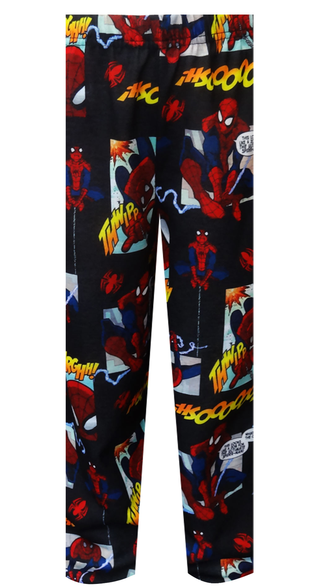 Spider-man Pajamas for Boys. Does your boy dream about swinging through the air like his favorite web slinging superhero? Now he can sleep all night dreaming about battling the Green Goblin in his new favorite Spiderman pajamas for boys.
