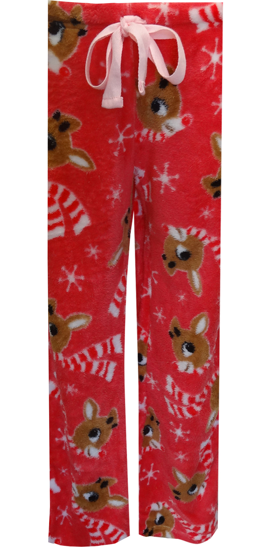 Rudolph The Red-Nosed Reindeer Plush Lounge Pants for women