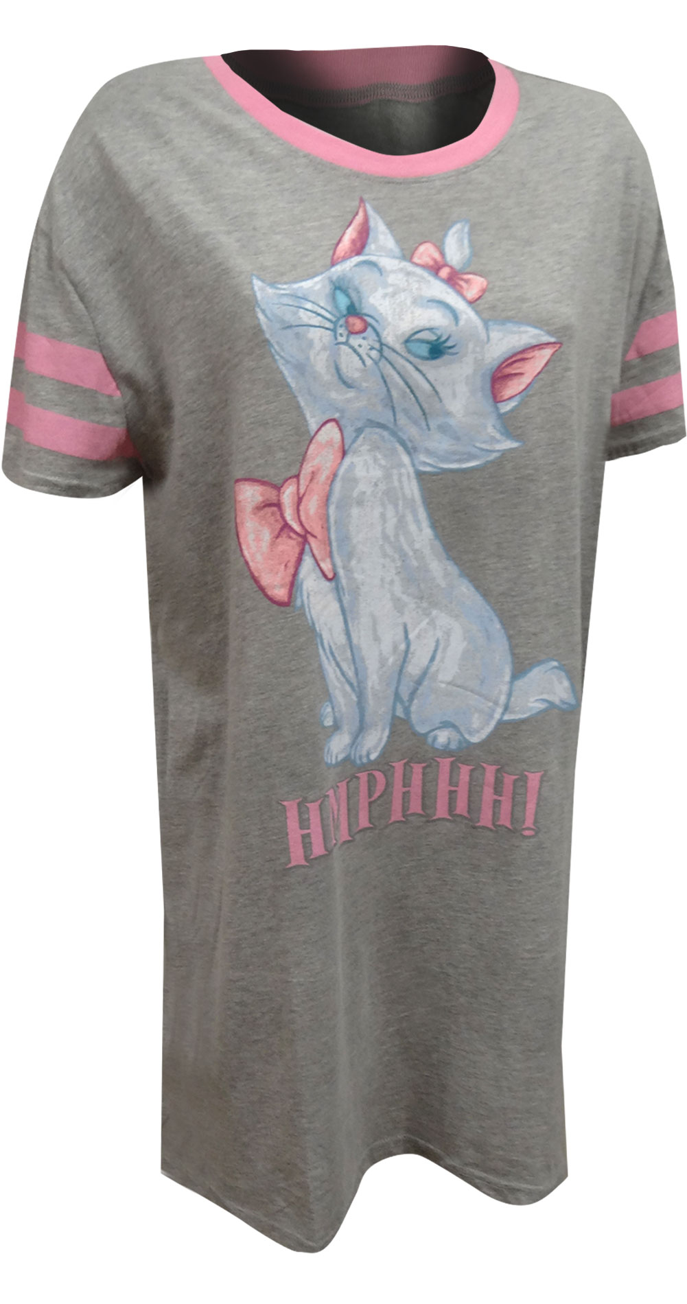 Image of Disney's Aristocats Marie Hmphhh Plus Size Nightshirt for women