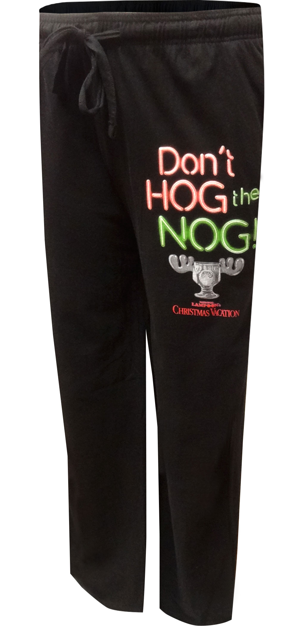 Image of Christmas Vacation Don't Hog The Nog Lounge Pants for men