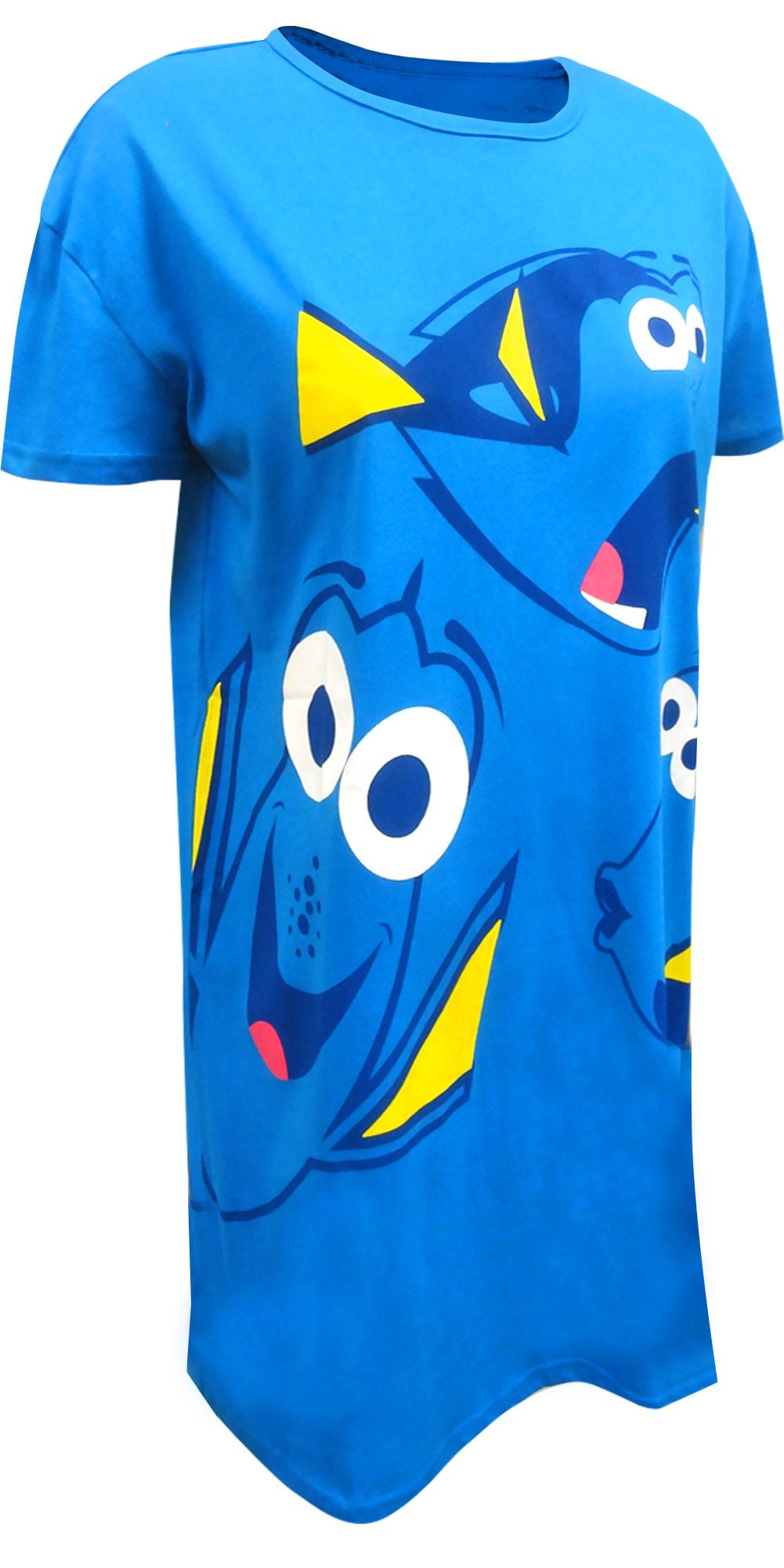 Image of Disney Pixar Finding Dory Night Shirt for women