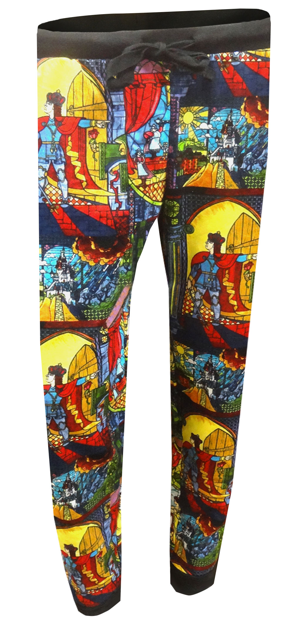 Image of Disney Beauty And The Beast Belle Jogger Loungepant for women