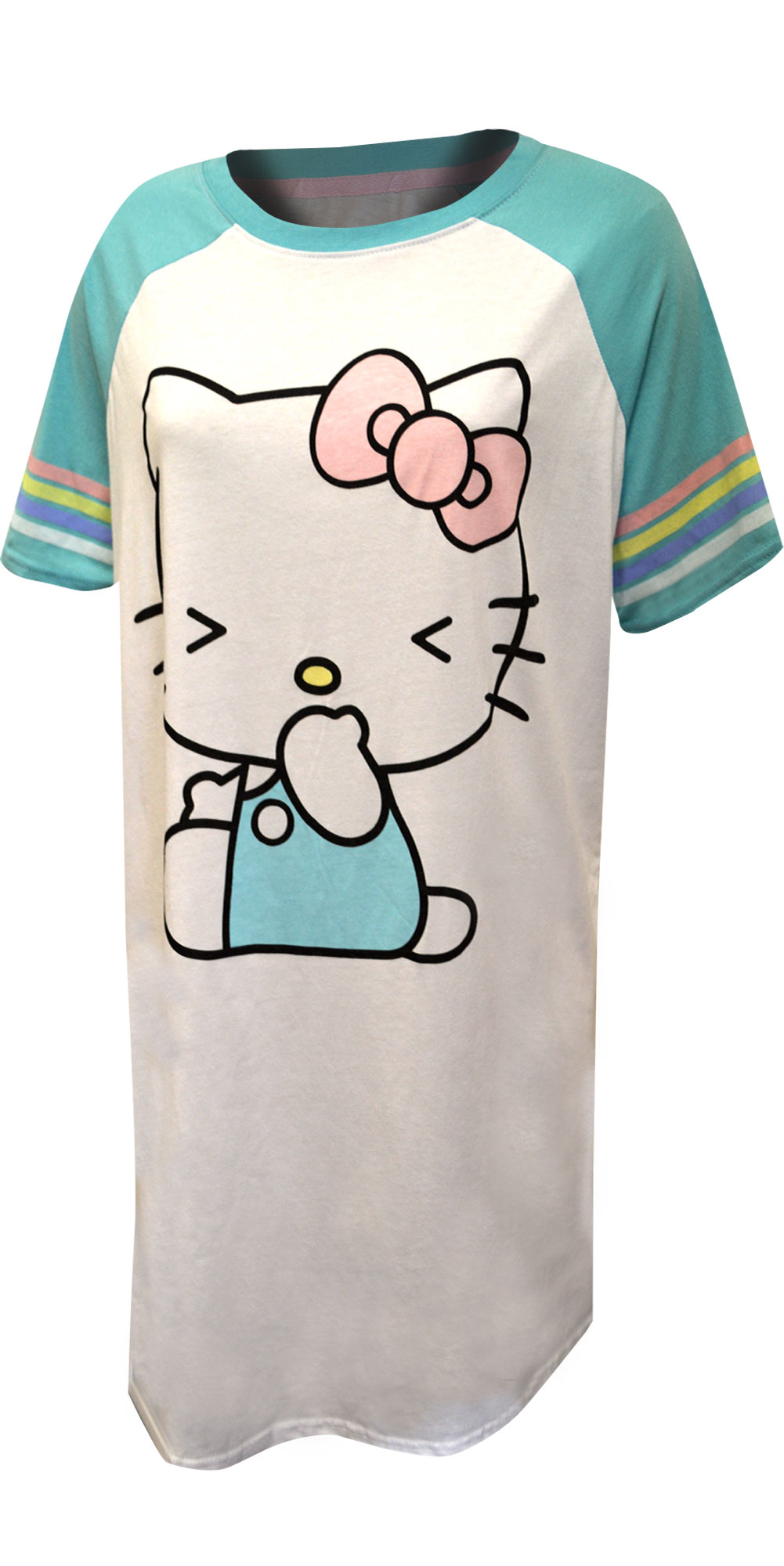 Image of Hello Kitty Classic Night Shirt for women