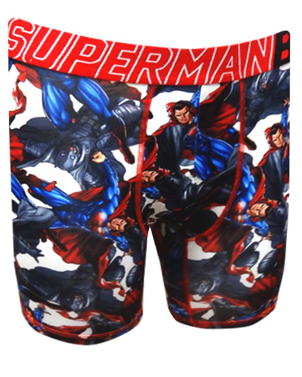 Image of Batman V Superman Dawn Of Justice Performance Boxer Brief for men