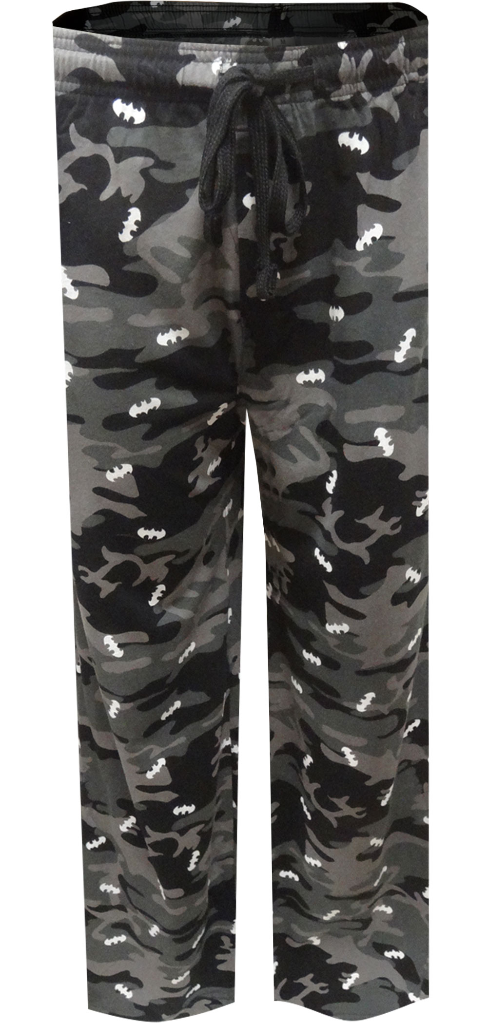 Image of Batman Classic Bat Logo Camo Lounge Pants for men